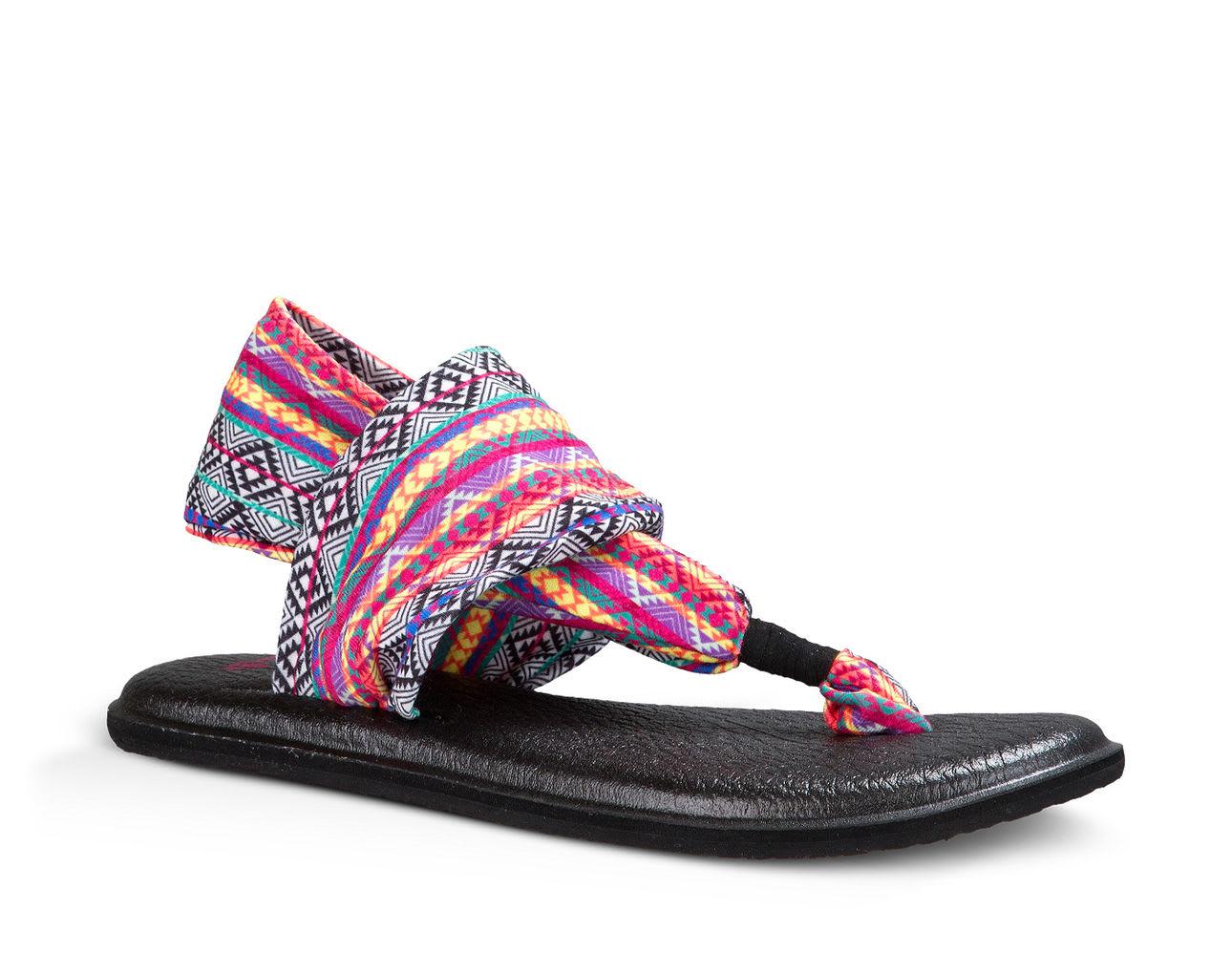 sanuk yoga sling how to wear