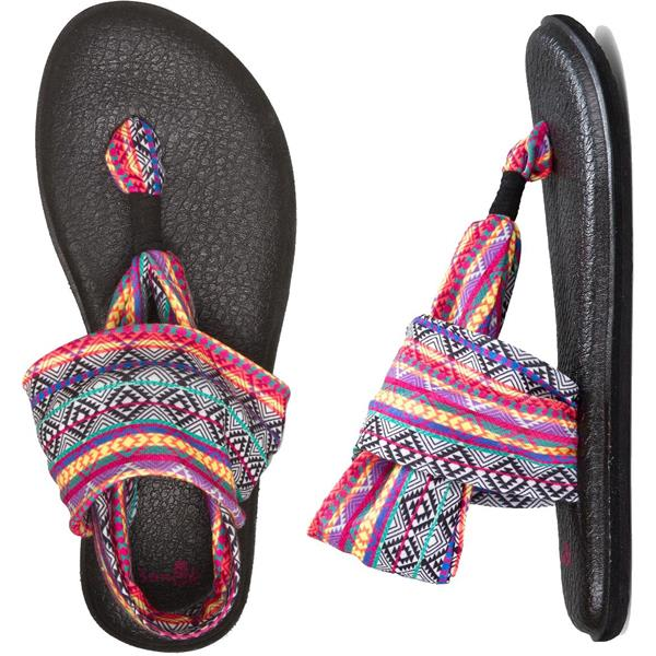 Sanuk Yoga Sling 2 Prints Sandals