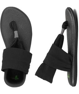 Sanuk Yoga Sling 2 Prints Sandals Black