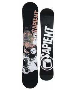 Sapient Blitzschnell Snowboard 151