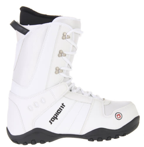 Sapient Method Snowboard Boots White