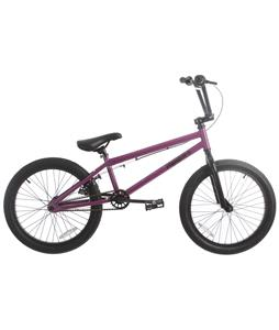 Sapient Capa 2X BMX Bike Gloss Purple/Gloss Black 20in
