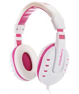 Sapient Capa Headphones White/Magenta