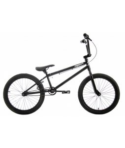 Sapient Capa Pro BMX Bike Black 20in