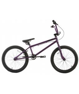 Sapient Capa Pro BMX Bike Purple 20in