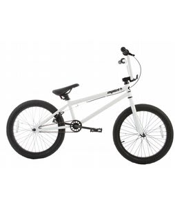 Sapient Capa Pro BMX Bike White 20in