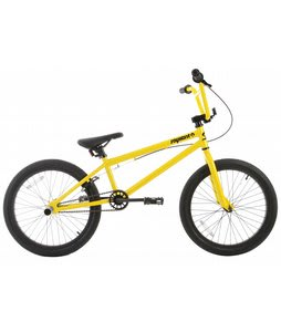 Sapient Capa Pro BMX Bike Yellow 20in