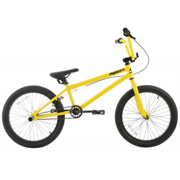 Sapient Capa Pro BMX Bike 20in