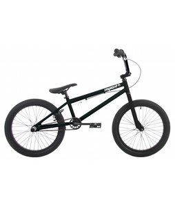 Sapient Capa Pro X BMX Bike Midnight Black 20in