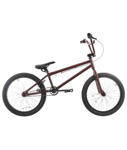 Sapient Capa Pro X BMX Bike Reddish Brown 20