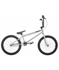 Sapient Capa 2 BMX Bike Silver 20in
