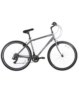 Sapient Cruise Bike Silver 17in