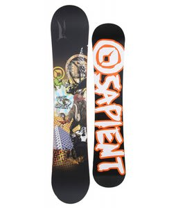Sapient Evolution Snowboard 157