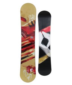 Sapient Evolution Snowboard 151