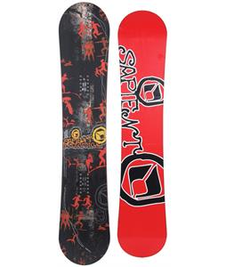 Sapient Evolution Snowboard Wide 153