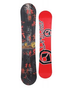 Sapient Evolution Snowboard 151 Black