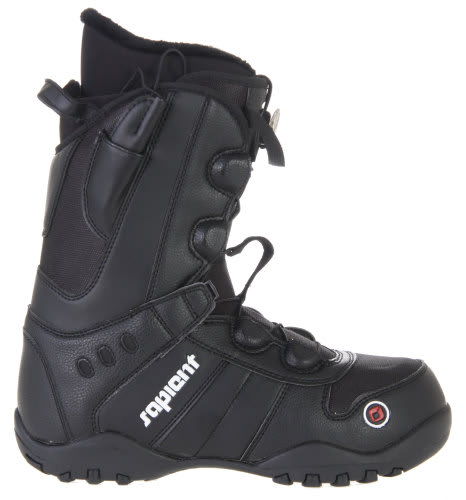 Sapient Method Speed Lace Snowboard Boots Black