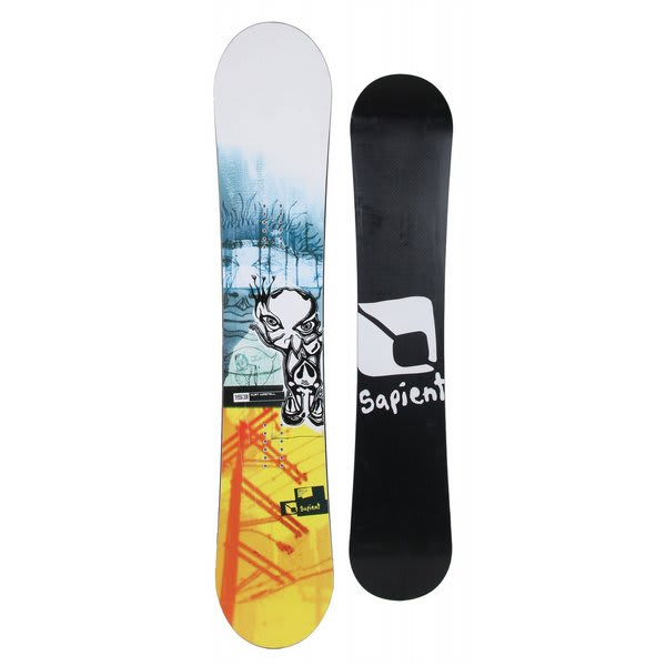 Sapient Kurt Wastell Snowboard