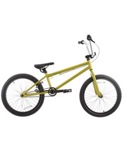 Sapient Lumino Pro BMX Bike Money Green/Silver 20