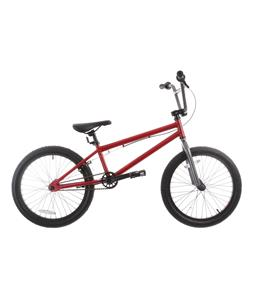 Sapient Lumino Pro BMX Bike Red/Silver 20