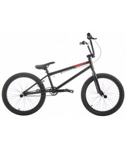 Sapient Lumino BMX Bike Midnight Black 20in