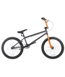 Sapient Perspica Pro BMX Bike Storm Grey/Afterglow Orange 20in