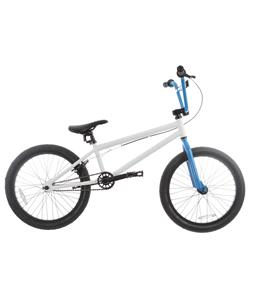 Sapient Perspica Pro BMX Bike Whiteout/Smurf Blue 20