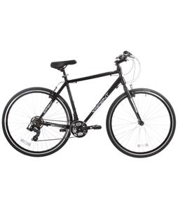 Sapient Phase Bike Black/White/Blue 21in