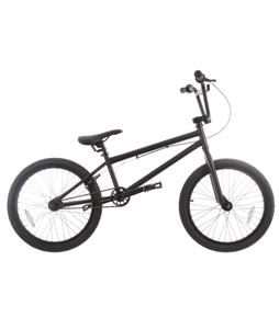 Sapient Preco Pro BMX Bike Matte Blackend 20in