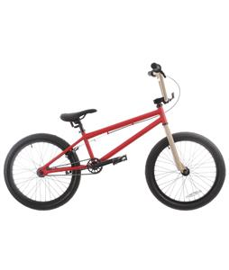 Sapient Preco BMX Bike Prep School Red/Docker Tan 20in