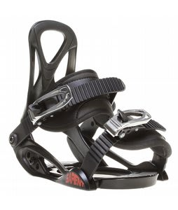 Sapient Prodigy Snowboard Bindings Black