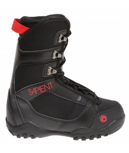Sapient Prodigy Snowboard Boots Black