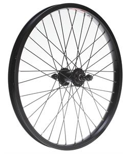 Sapient Rear Wheel with Bike Axle 3/8in