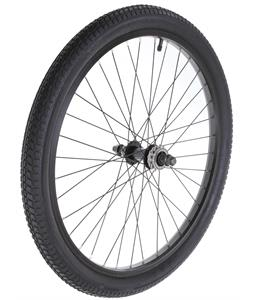 Sapient Rear Wheel #10 BMX Bike Wheels 24