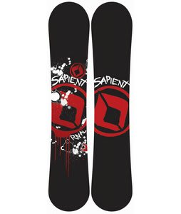 Sapient Rival Snowboard 137