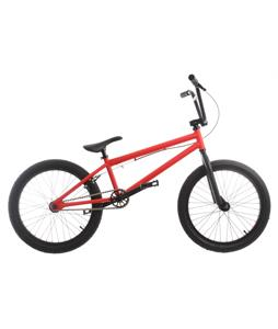 Sapient Saga BMX Bike Dry Red/Blackout 20in