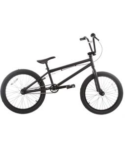 Sapient Saga Pro BMX Bike Complete Blackened 20