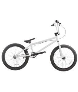 Sapient Saga Pro BMX Bike So White 20in