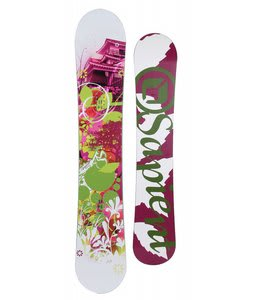 Sapient Solstice Snowboard 155