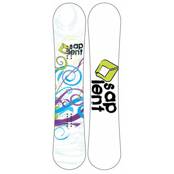 Sapient Spiral Snowboard
