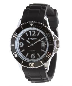 Sapient Time Space Watch Black/Black