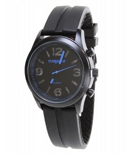 Sapient Timelead Watch Black/Black