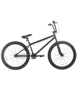 Sapient Titan BMX Bike Pitch Black 24in