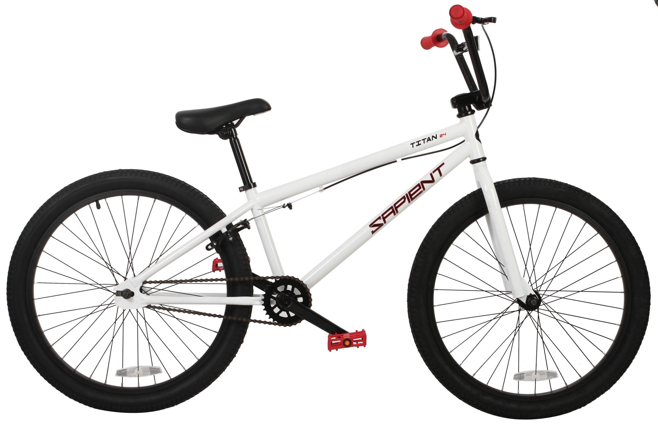 "On Sale Sapient Titan BMX Bike 24"" Up To 45% Off"