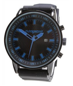 Sapient Timecheck Watch Black/Blue