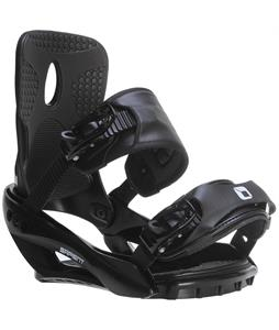 Sapient Wisdom Snowboard Bindings Black
