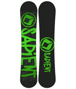 Sapient Yeti Snowboard 138