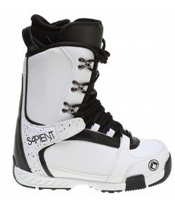 Sapient Yeti Snowboard Boots White