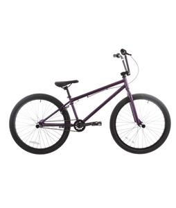 Sapient Titan BMX Bike Purple Passion/Grey 24in