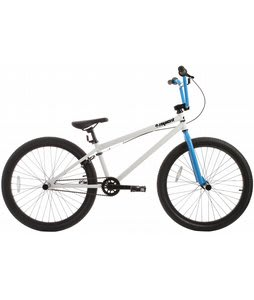 Sapient Titan BMX Bike Whiteout/Smurf Blue 24in